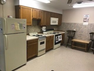 Comm Ctr Kitchen